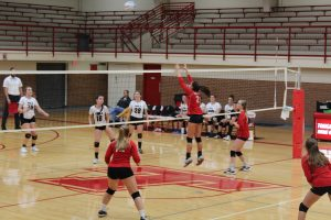 Freshman Volleyball v Paola 2-0 Sept 10