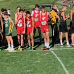 Boys Cross Country Competes at Wamego