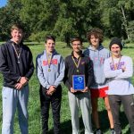 Boys XC takes 1st at Pleasant Ridge Meet