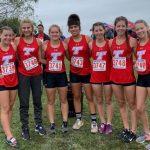 Girls XC Competes at Pleasant Ridge Meet