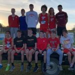 Tonganoxie Hosts League XC Competition – Boys take 1st