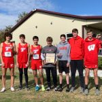 Boys Cross Country Named Regional Champs and earns ticket to State
