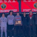 XC Boys earn back to back podium with 3rd place at State