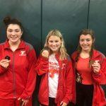 Girls wrestling brings home medals