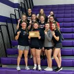 Girls Powerlifting State Champions
