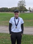 Morgan Brusven Places 10th at State Golf!