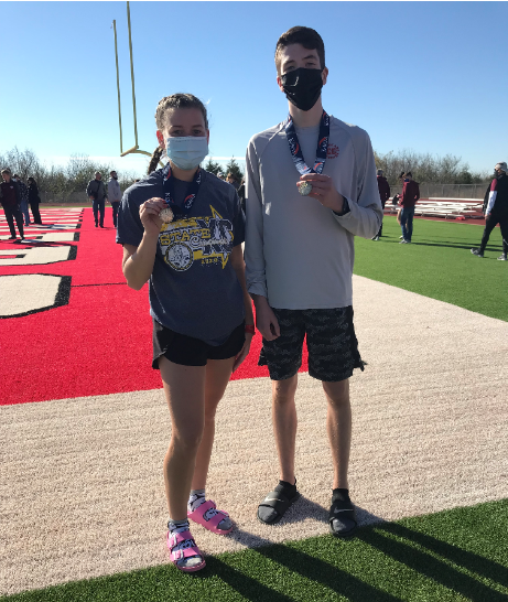Chambers and Gilmore Finish Season Strong at State