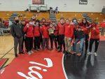 Boys Wrestling Wins Regional Championship!