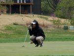 Golf Practice Schedule April 12-15