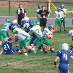 Dragons Beat Princeton 40-14 to Open Season