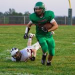 Dragons Win Big Over Maysville 49-6