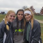 Girls Cross Country Qualify 3 for State!