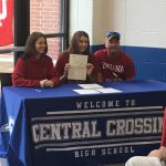 Geddis signs with IU