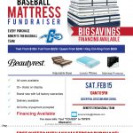 Baseball Mattress Sale