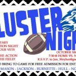 PRHS Cluster Night