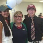 Varsity Tennis-Dhore and Foote sign with Division 1 schools