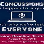 Concussion Baseline Testing Day