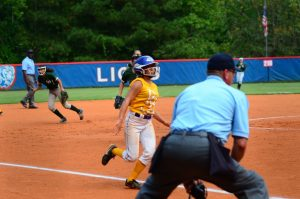 Collins Hill GOLD OUT game 09 27 2016