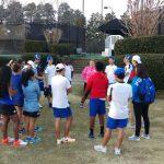 Peachtree Ridge High School Boys Varsity Tennis beat Hebron Christian Academy 4-1
