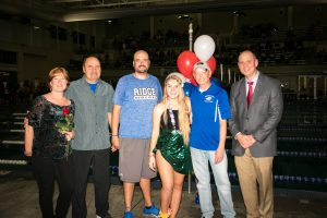 Swim & Dive Senior Night – 1/12/2018