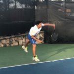 Boys Varsity Tennis beats Norcross 4 – 1