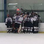 Boys Varsity Hockey beats South Forsyth 5 – 4