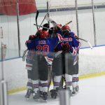 Boys Varsity Hockey beats Milton/Cambridge 3 – 1