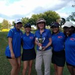 Girls Varsity Golf finishes 3rd place at Region Tournament at Summit Chase