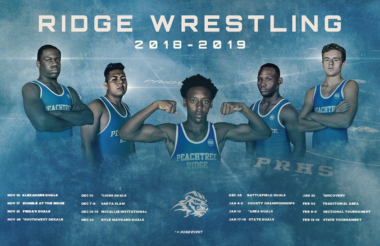 2018-2019 Wrestling Registration Open