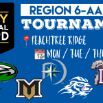 Girls Region Tournament powered by GA Army National Guard