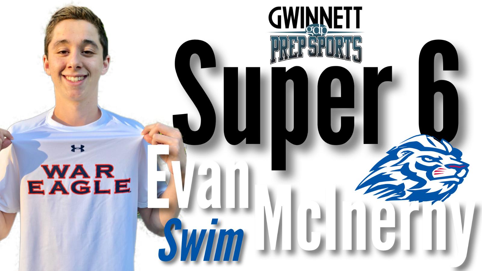 Evan McInerny Named GDP Super 6