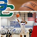 Saliah Ponteau Commits