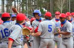 Boys Varsity Baseball beats North Gwinnett 3 – 2