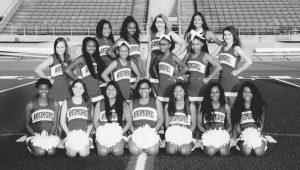 2018 – 2019 Varsity Cheerleading