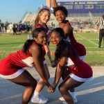 2018 - 2019 Varsity Cheerleading