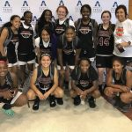 Ardmore Lady Tigers showcase skills at Arlington camp
