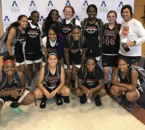2019-2020 Lady Tiger Basketball