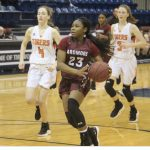 Sierra Gordon selected to the Oklahoman Super 5 All-State Team!