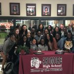 Sierra Gordon Signs with Seminole State College