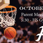 Lady Tiger Basketball Parent Meeting