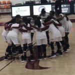 Girls Varsity Basketball beats Durant 43-9