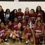 Lady Tiger JV wins Consolation Championship!
