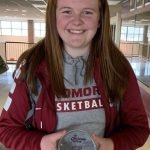 Reagan McCurley selected to East Central Oklahoma Classic All-Tournament team