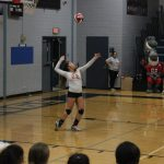 Sharkettes Volleyball Bi-District vs. New Waverly