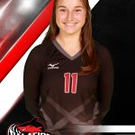 Brooke Vanderbergh Selected To Play In All-Star Volleyball Game