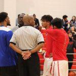 Varsity Boys Basketball vs. Bay City 11/27/18