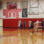 JV Red Basketball vs. Bay City 11/27/18