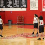 7th Grade White Girls Basketball vs. East Bernard 11/29/18