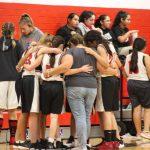 7th Grade Red Girls vs. East Bernard 11/29/18