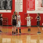 8th Grade Red Girls Basketball vs. East Bernard 11/29/18